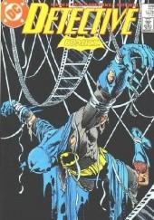 Okładka książki Batman Detective Comics #596 John Wagner