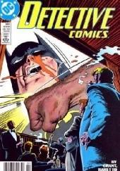 Okładka książki Batman Detective Comics #597 John Wagner
