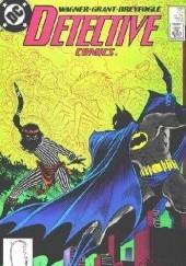 Okładka książki Batman Detective Comics #591 Alan Grant