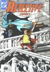 Okładka książki Batman Detective Comics #594 Alan Grant