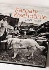 Okładka książki Karpaty Wschodnie Jacek Wnuk