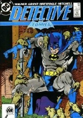 Okładka książki Batman Detective Comics #585 Alan Grant