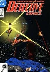 Okładka książki Batman Detective Comics #586 Alan Grant