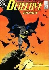 Okładka książki Batman - Detective Comics #583 John Wagner