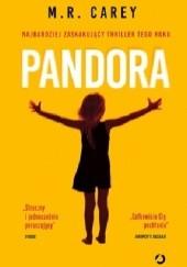 Okładka książki Pandora Mike Carey