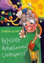 Okładka książki Przygody roztargnionej czarownicy Barbara Wicher