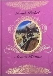 Okładka książki Armia Konna i inne opowiadania Izaak Babel