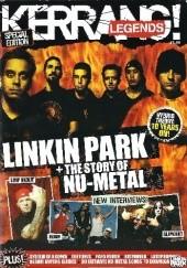 Okładka książki Kerrang! Legends. Linkin Park + The Story of Nu-Metal