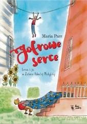 Okładka książki Gofrowe serce Maria Parr