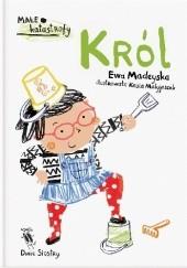 Okładka książki Król Ewa Madeyska,Kasia Matyjaszek