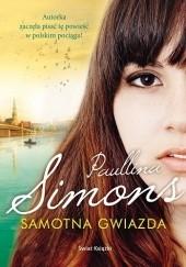 Okładka książki Samotna gwiazda Paullina Simons