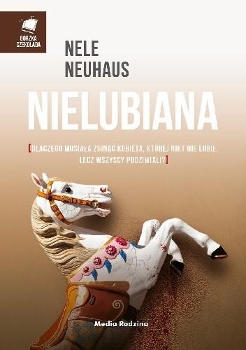 Okładka książki Nielubiana Nele Neuhaus