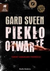 Okładka książki Piekło otwarte Gard Sveen