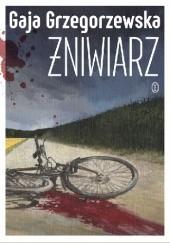 Okładka książki Żniwiarz Gaja Grzegorzewska