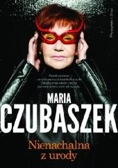Okładka książki Nienachalna z urody Maria Czubaszek