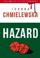 Okładka książki Hazard Joanna Chmielewska