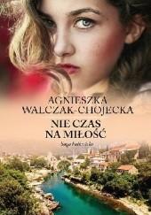 Okładka książki Nie czas na miłość Agnieszka Walczak-Chojecka