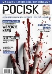 Okładka książki Pocisk, nr 2(2) / marzec 2016 Jan Krasnowolski,Katarzyna Puzyńska