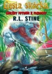 Okładka książki Śnieżny potwór z Pasadeny R. L. Stine