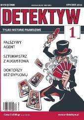 Okładka książki DETEKTYW Tylko historie prawdziwe 353 (01/2016) Redakcja Magazynu DETEKTYW