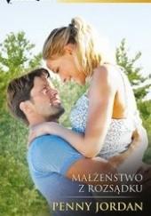 Okładka książki Małżeństwo z rozsądku Penny Jordan