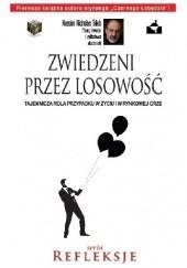 Okładka książki Zwiedzeni przez losowość Nassim Nicholas Taleb