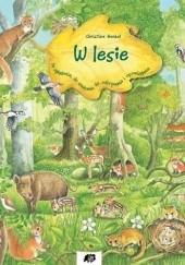 Okładka książki W  lesie Christine Henkel