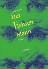 Okładka książki Der Echsenmann Dariusz Muszer