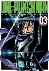 Okładka książki One-Punch Man tom 3 - Plotki Yusuke Murata,ONE