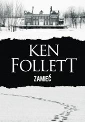 Okładka książki Zamieć Ken Follett