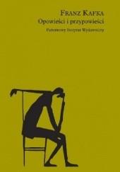 Okładka książki Opowieści i przypowieści Franz Kafka