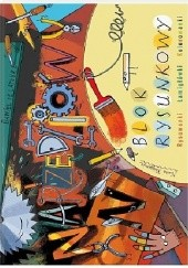 Okładka książki Narzędziowy blok rysunkowy Daniel de Latour