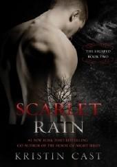 Okładka książki Scarlet Rain Kristin Cast