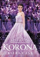 Okładka książki Korona Kiera Cass