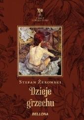 Okładka książki Dzieje grzechu Stefan Żeromski