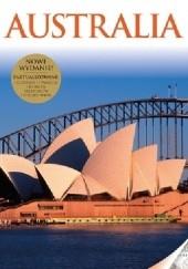 Okładka książki Australia. Przewodnik Wiedza i Życie praca zbiorowa