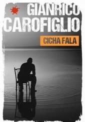 Okładka książki Cicha fala Gianrico Carofiglio