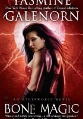 Okładka książki Bone Magic Yasmine Galenorn