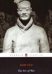 Okładka książki The Art of War Sun Tzu