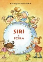 Okładka książki Siri i pchła Tiina Nopola,Mervi Lindman