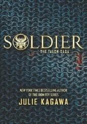 Okładka książki Soldier Julie Kagawa