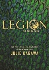 Okładka książki Legion Julie Kagawa