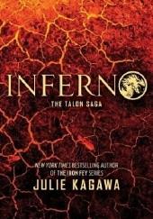 Okładka książki Inferno Julie Kagawa