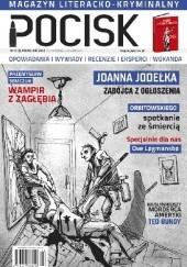Okładka książki Pocisk, nr 3(3) / kwiecień 2016 Joanna Jodełka