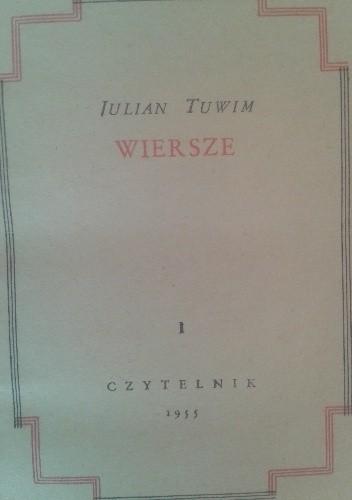 Dzieła I Wiersze Tom I Julian Tuwim 303477