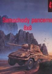 Okładka książki Samochody pancerne 8x8 Janusz Ledwoch