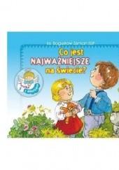 Okładka książki Co jest najważniejsze na świecie? Perełka z aniołkiem nr 5 Bogusław Zeman SSP