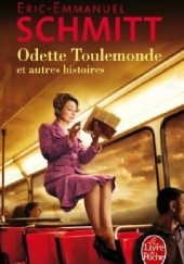 Okładka książki Odette Toulemonde et autres histoires Éric-Emmanuel Schmitt