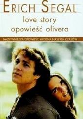 Okładka książki Love Story. Opowieść Olivera Erich Segal