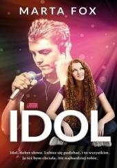 Okładka książki Idol Marta Fox